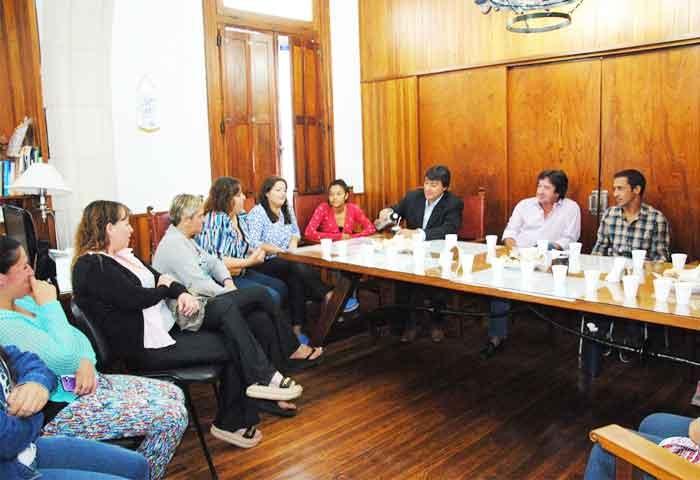 Acerbo celebró el Día Internacional de la Mujer