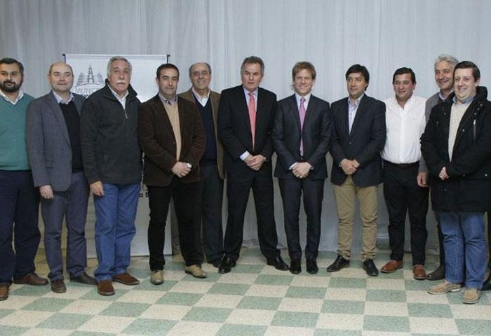 Acerbo firmó convenio de colaboración con ARBA