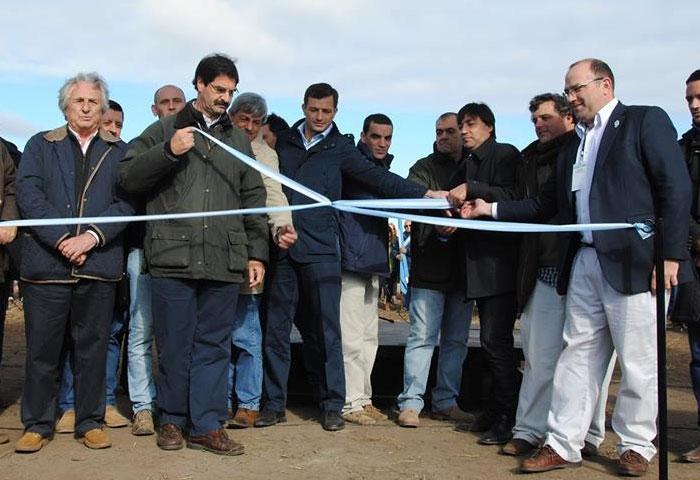 Acerbo inauguró la Expo Daireaux