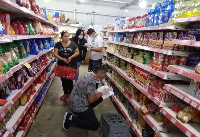 Acerbo ordenó controlar los precios