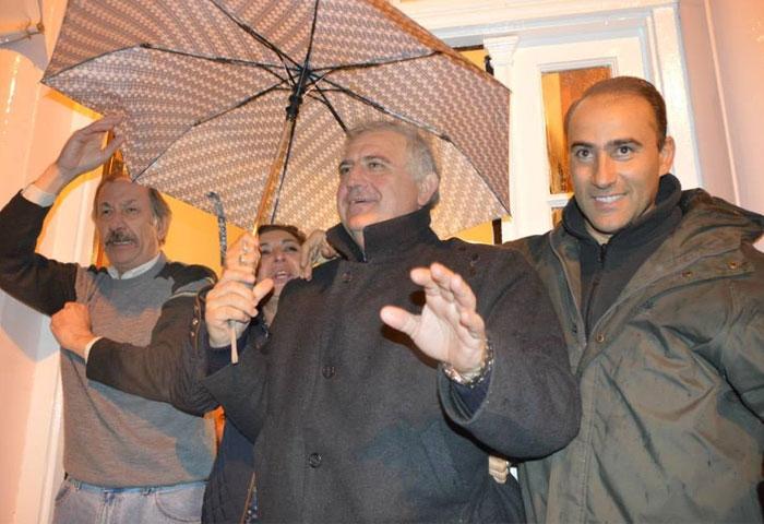 Alfredo Sivero fue el más votado