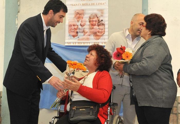 Basavilbaso celebró el Día del Jubilado en Pilar