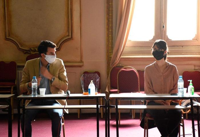 Carrara pide que la Legislatura vuelva a sesionar