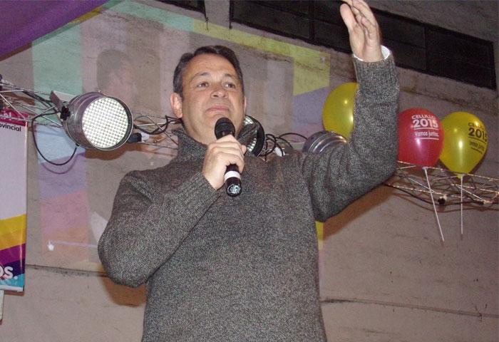 Cellillo busca la reelección