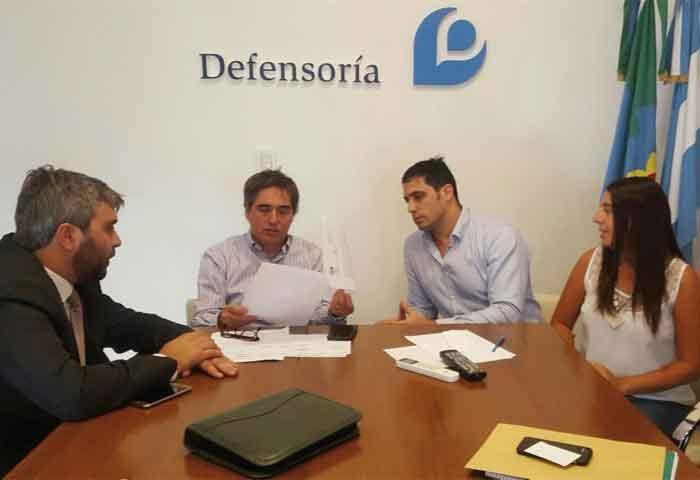 Concejales de Pisano se reunieron con Lorenzino
