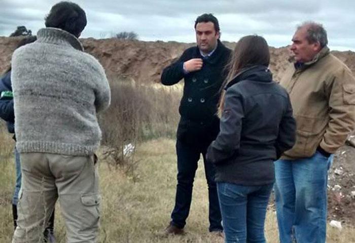 Córdoba recibió a funcionarios del OPDS