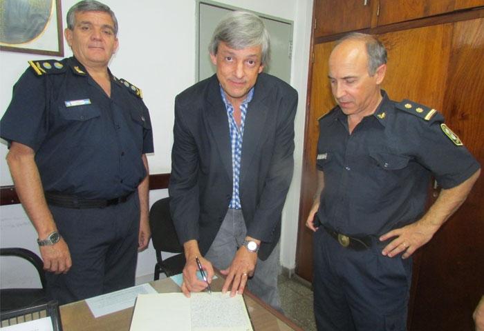 Cortés logró al comisario que quería: Hugo Juan