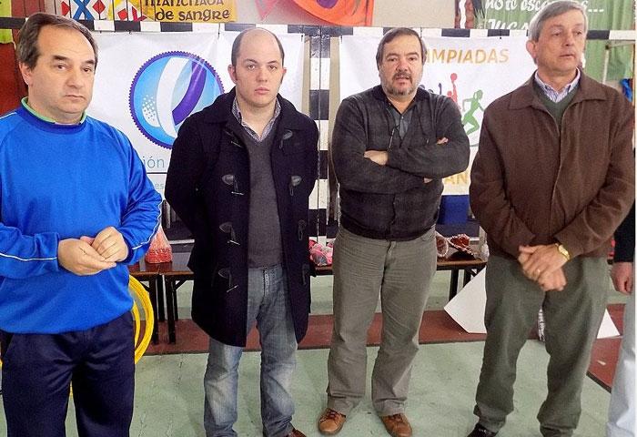 Cortés recibió al diputado Avelino Zurro