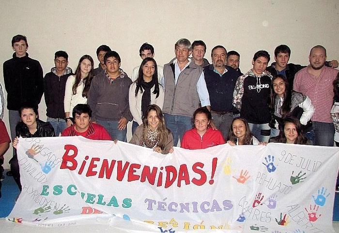 Cortés y un nuevo paso para la Escuela Técnica