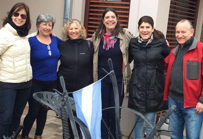 Criado timbreó en Barrio Club Argentino