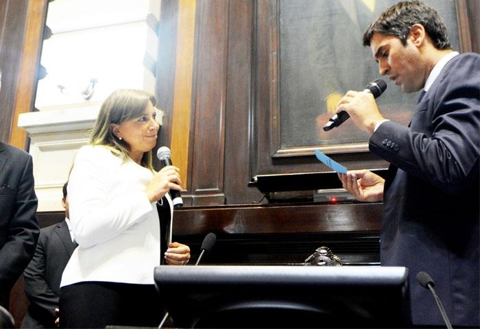 Cristina Tabolaro secretaria legislativa