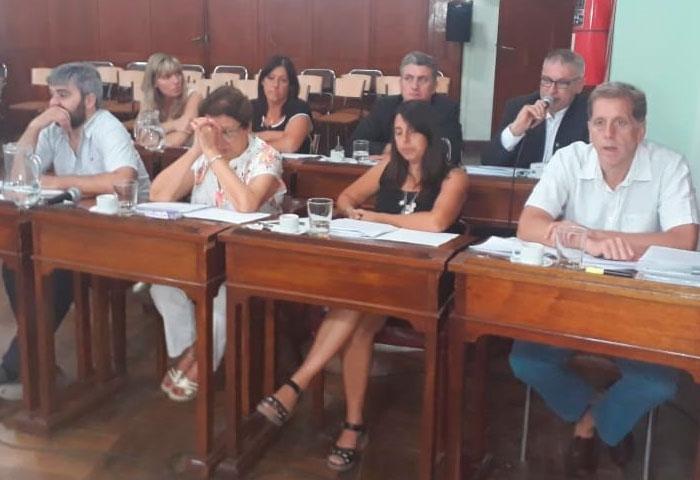 El Concejo le aprobó el Presupuesto 2019 a Pisano