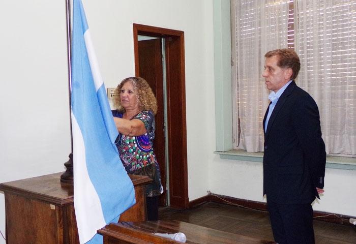 En la última sesión la Bandera fue de Patti. Hoy le toca a Prieto.
