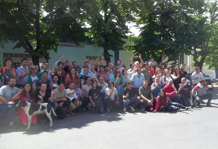 El Frente para la Victoria se reunió en Saladillo