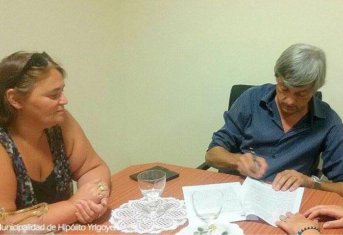 El municipio colaborará con el Consejo Escolar