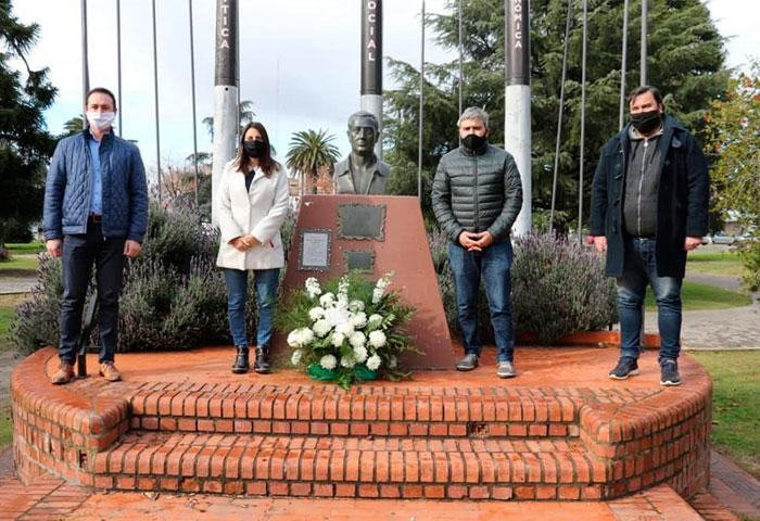 El PJ local recordó a Perón