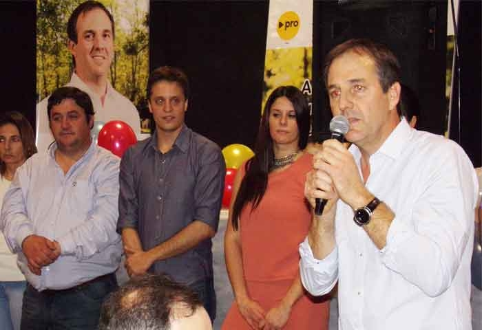 Erreca lanzó su campaña en Villa Juana