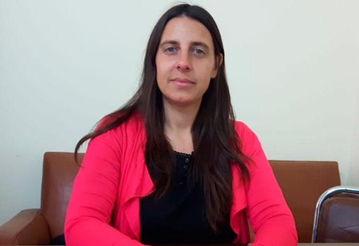 Fernanda Colombo será secretaria de Gobierno