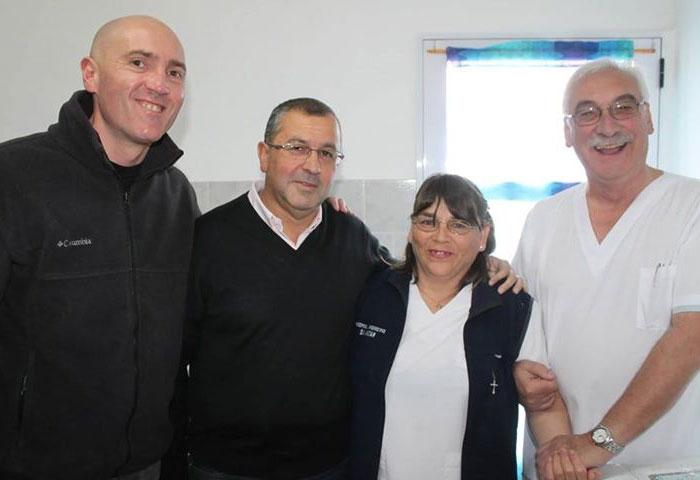 Fue renovado un sector del Hospital de Salazar