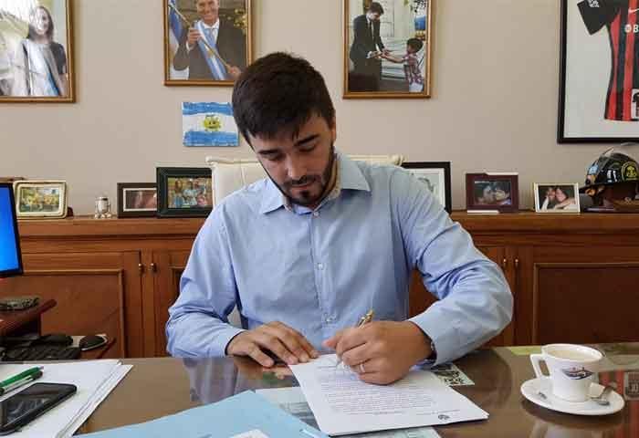 Galli apuesta a la transparencia en el Estado