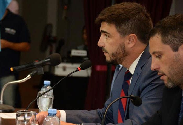 Galli inauguró el período de sesiones ordinarias