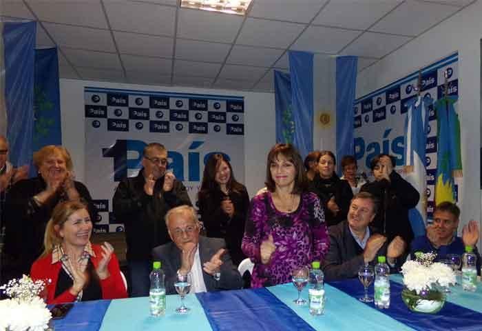 Griselda Iglesias lanzó su precandidatura