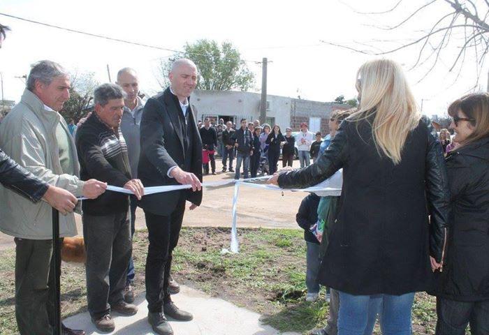 Hernando anunció la construcción de 400 viviendas