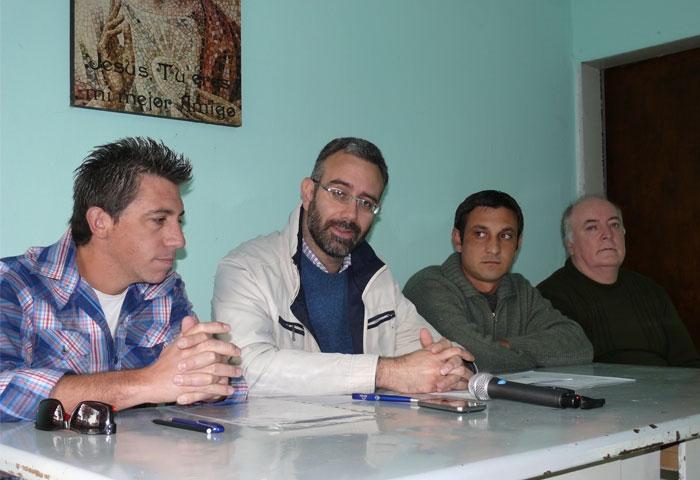 Los municipales piden por el convenio colectivo