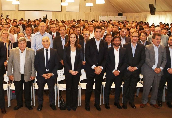 Mosca participó de la reunión de gabinete ampliado