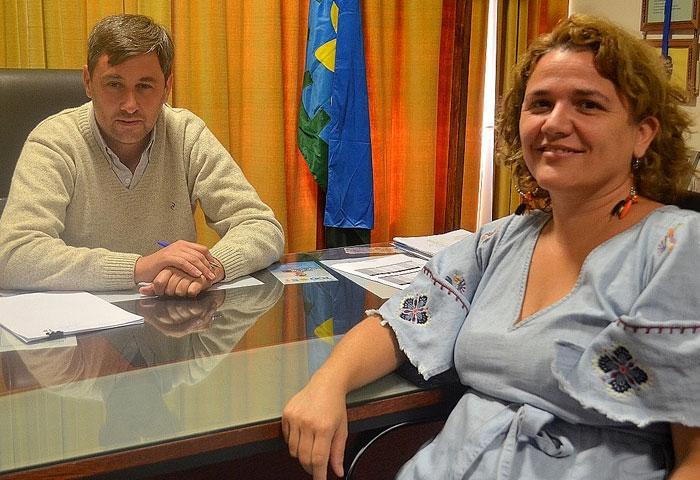 Pugnaloni nombró a Linda López en Asuntos Legales