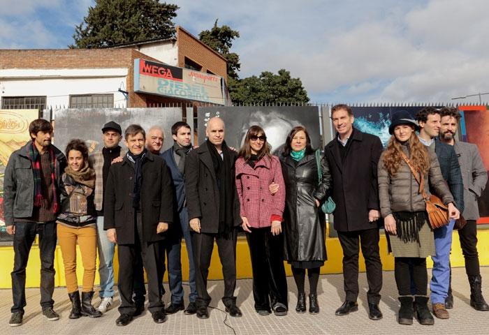 Rodríguez Larreta homenajeó a Spinetta