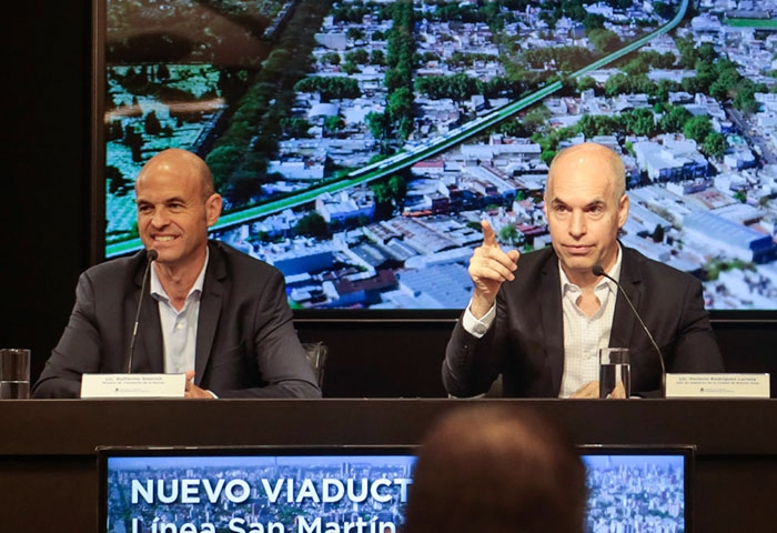 Rodríguez Larreta se solidarizó con Vidal
