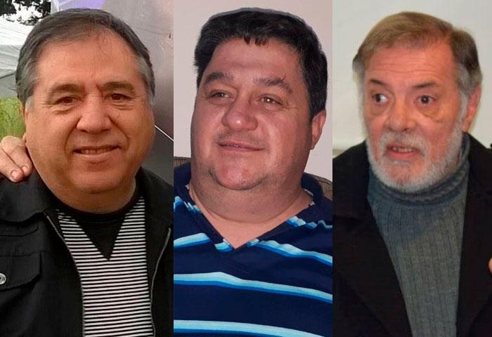 Ruiz, Croce y Salazar competirán por el Comité UCR
