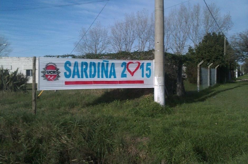 Sardiña va a las PASO