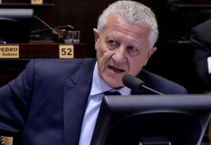 Sarghini le pidió a Vidal que desmienta a Carrió