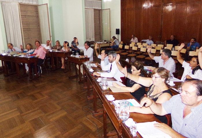 Sesiona el Concejo de manera extraordinaria