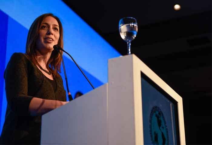 Vidal participó del encuentro anual del CICYP
