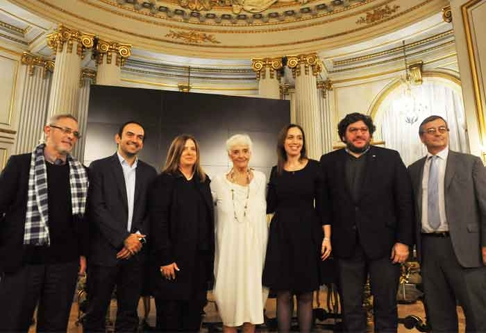 Vidal participó del homenaje a Fernández Meijide