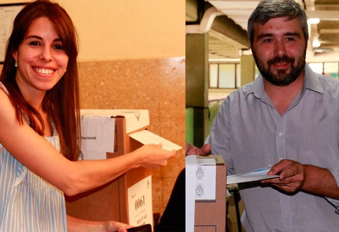 Votaron los concejales de Pisano
