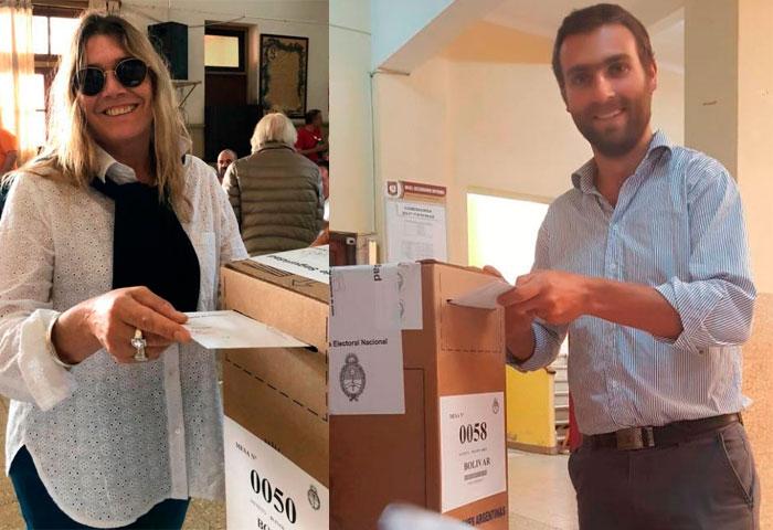 Votaron Natiello y Porris